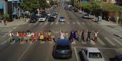 VIDEO: Watch James Corden, Camila Cabello, Billy Porter, and Idina Menzel in CROSSWALK THE Photo
