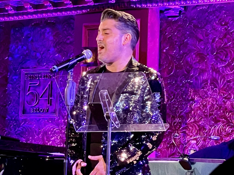 BWW Review: RACHEL HANDMAN AND KEVE WILSON: BROADWAY MUSICIANS PLAY MUSIC FROM AROUND THE WORLD Enchants at 54 Below