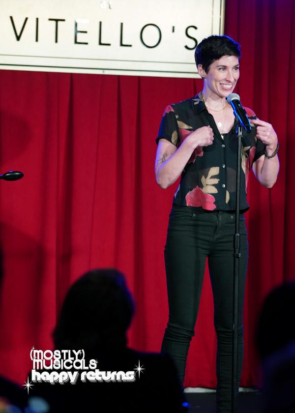 Amanda Kruger (JMW) Photo