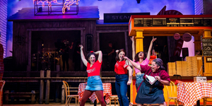 BWW Review: MYSTIC PIZZA - A NEW MUSICAL at Ogunquit Playhouse Photo