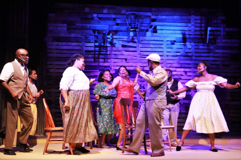 BWW Review: THE COLOR PURPLE at The Laboratory Theater Of Florida