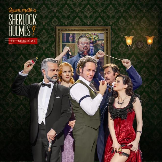 ¿QUIEN MATÓ A SHERLOCK HOLMES? consigue 12 Premios del Público