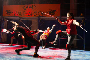 Student Blog: Why The Lighting Thief is The Perfect College Musical