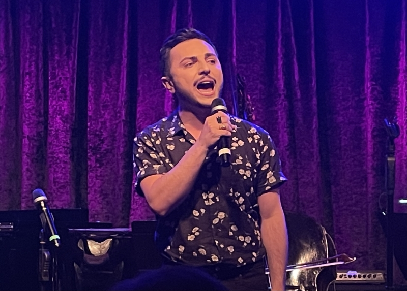 BWW Review: THE LINEUP WITH SUSIE MOSHER at Birdland Should Be Your Tuesday Night Hangout