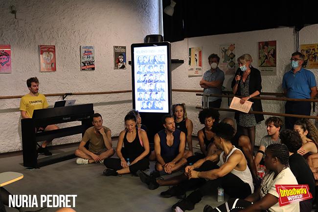 FAMA: EL MUSICAL se presenta en la Escuela Coco Comín