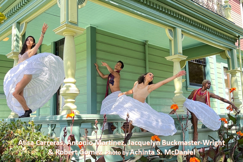 BWW Interview: SHAADI's Achinta S. McDaniel Choreographing A Wedding Dance For All Peoples
