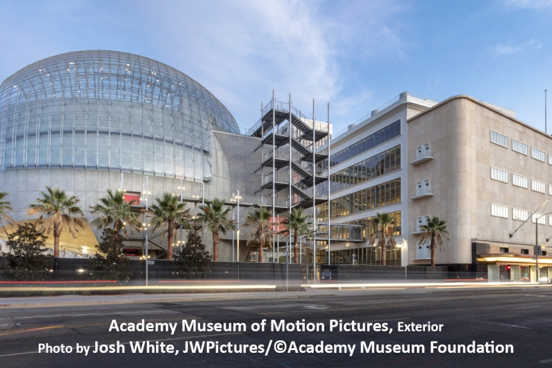 BWW Interview: Academy Museum's Amy Homma Excited For The Museum's Opening
