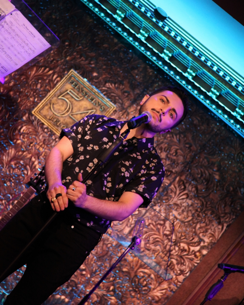 BWW Review: Overwhelming Talent Floods WORK IN PROGRESS: THE NEXT GENERATION OF WRITERS at Feinstein's/54 Below