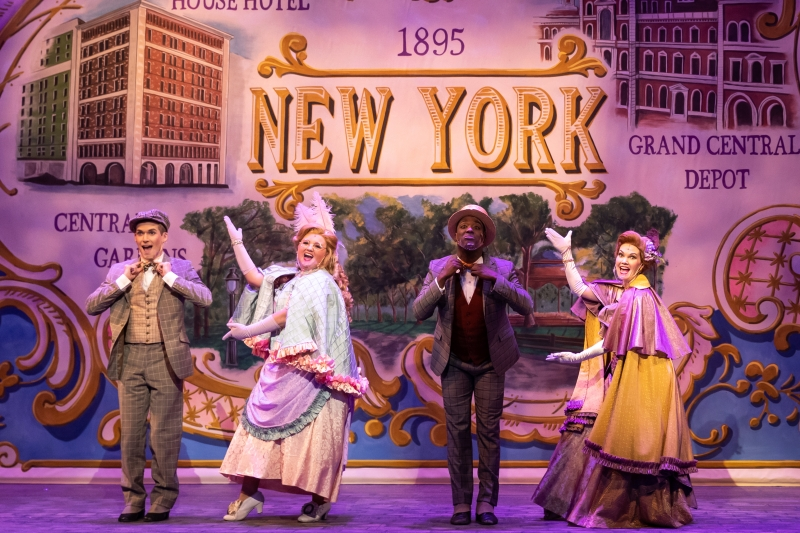 BWW Review: HELLO, DOLLY! at Theatre Memphis