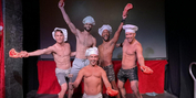 Photos: First Look Behind the Scenes of NAKED BOYS SINGING! in Las Vegas Photo