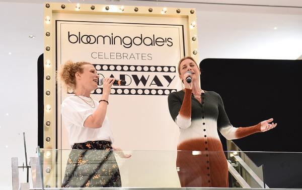 Nicole Van Geisen and Jessica Phillips  Photo