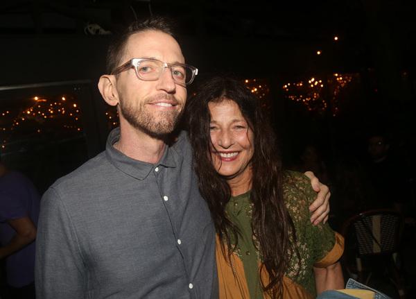 Neal Brennan and Catherine Keener  Photo