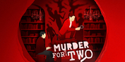 Win Two Tickets to Bristol Riverside Theatre's MURDER FOR TWO Photo