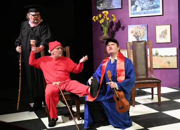 Photos: The Classics Theatre ProjectPresents THE IMAGINARY INVALID
