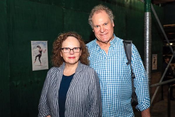 Maryann Plunkett and Jay O. Sanders Photo