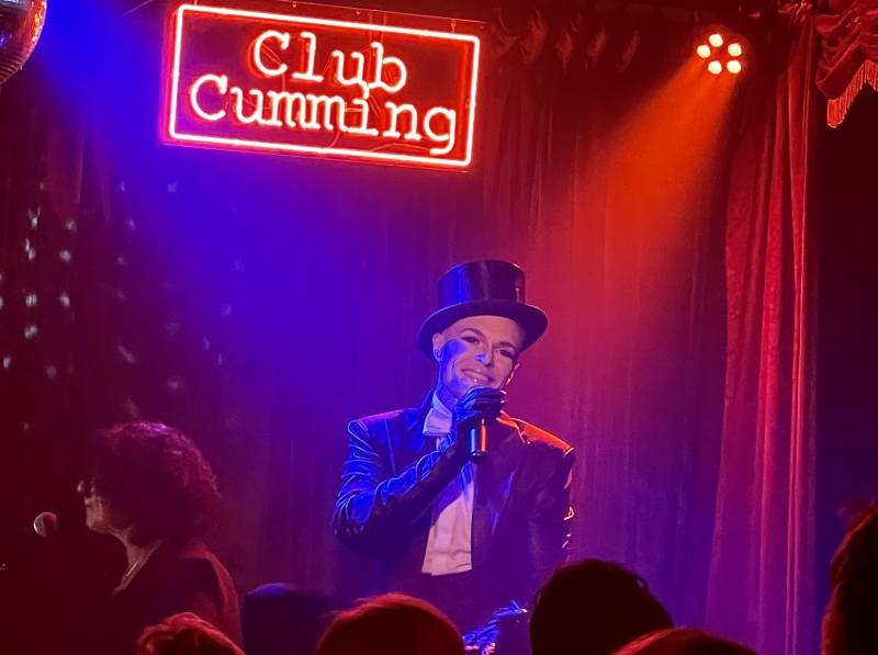 BWW Review: KIM DAVID SMITH: MOSTLY MARLENE is an Inspired Creation, Indeed, at Club Cumming