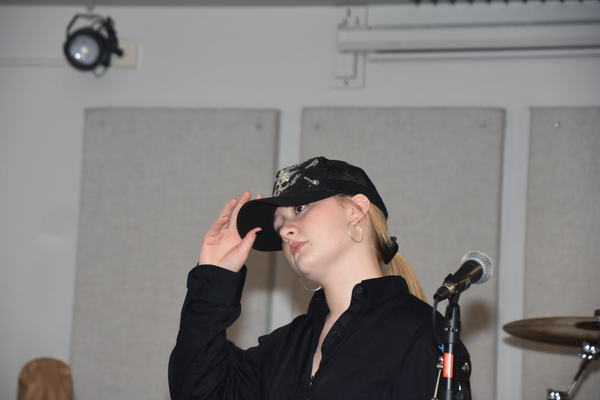 Photos:  Inside Rehearsal For THIS IS THE TIME Benefit Concert
