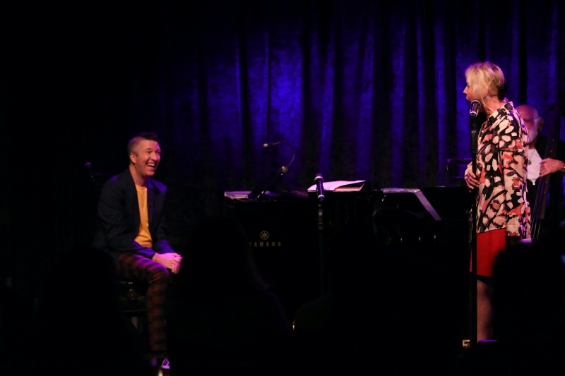 Photo Flash:  Stewart Green Documents September 7th THE LINEUP WITH SUSIE MOSHER at Birdland Theater