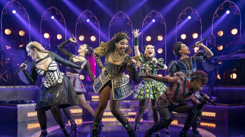 Student Blog: Six: The Musical is Finally Coming to Broadway!