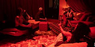 BWW Review: AMBER from Washington Ensemble Theatre Photo