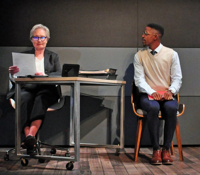 BWW Review: LIFESPAN OF A FACT at Unicorn Theatre