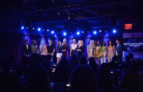 Myles Santiago, Sway Bhatia, Sylvia Smith, Marquise Neal, Amanda Swickle, Bella Rette Photo