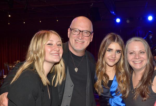 Isabelle Gottfried, Donnie Kehr, Amanda Swickle and Cori Gardner Photo