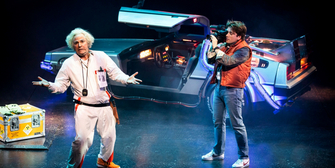 BWW Review: BACK TO THE FUTURE: THE MUSICAL, Adelphi Theatre Photo