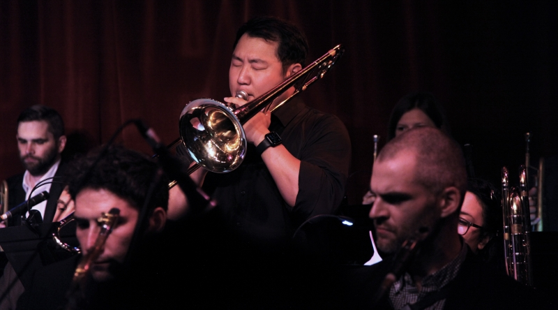 BWW Review: THE STEVEN FEIFKE BIG BAND Puts On A Great Show For Steve's Mom (& All The Rest) At Birdland