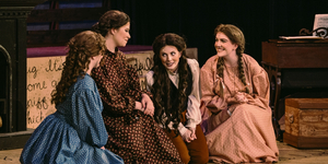 BWW Review: LITTLE WOMEN at Round Barn Theatre Photo