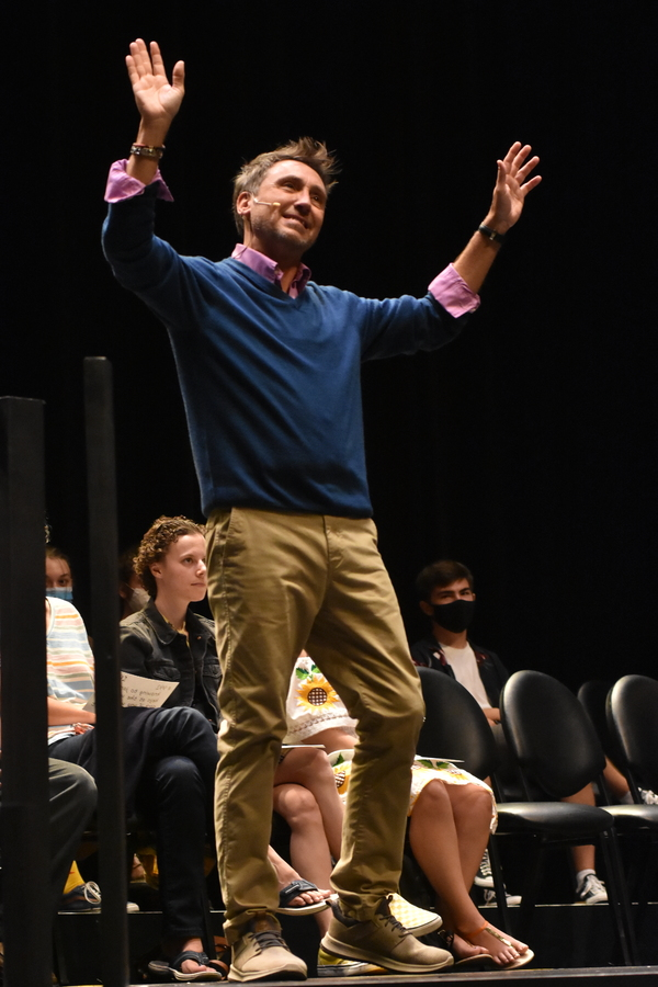 Photos: EVERY BRILLIANT THING at Fort Wayne Civic Theatre