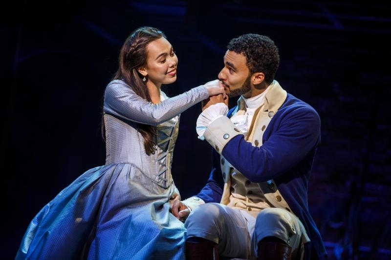 BWW Review: HAMILTON Sparks a New Era of Theatre at ASU Gammage