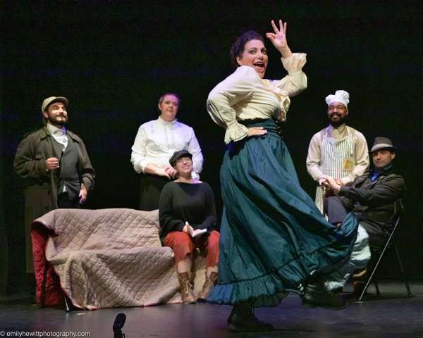 Photos: First Look at THE WHIMSICAL WORLD OF SHERLOCK HOLMES at Theatre Row
