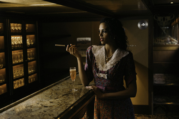Photos: MURDER ON THE ORIENT EXPRESS Opening Friday at Omaha Community Playhouse