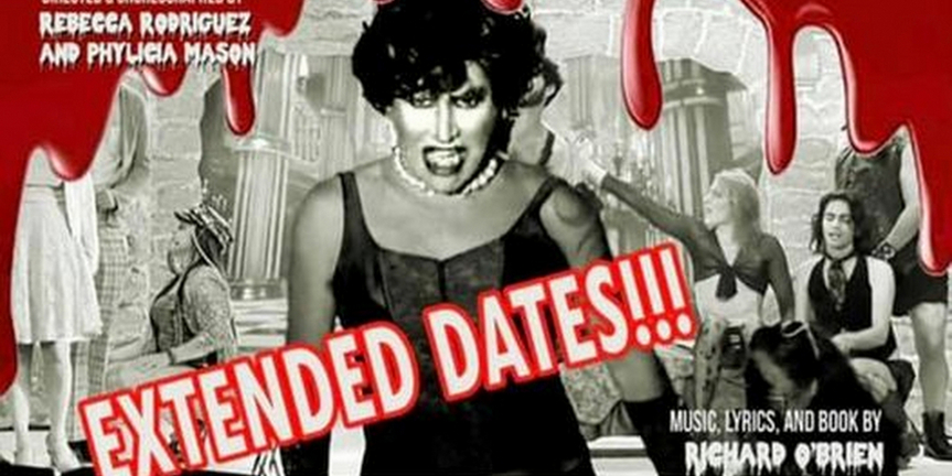 Desert Rose Playhouse has Extended Its Run for THE ROCKY HORROR SHOW Photo