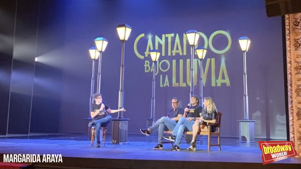 CANTANDO BAJO LA LLUVIA llega a los escenarios de Barcelona