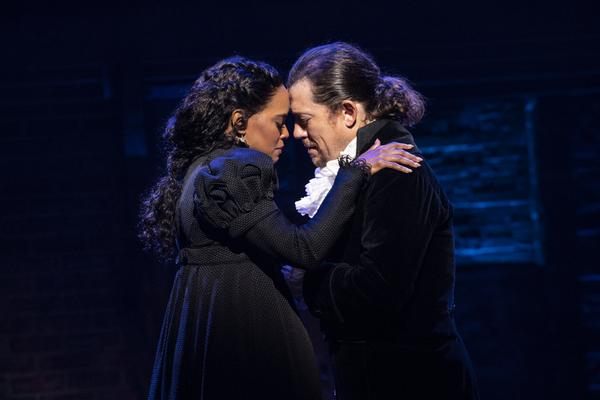 Krystal Joy Brown and Miguel Cervantes  Photo