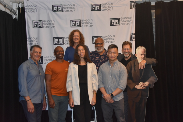 Robert Cuccioli, Alvin Keith, Karen Ziemba, Nicole King, Raphael Nash Thompson, David Photo