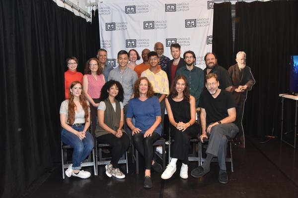 Photos: The Cast of MRS. WARREN'S PROFESSION Meets the Press