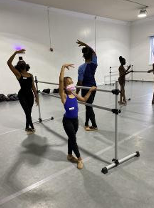 Chocolate Ballerina Company Holding Auditions In Capitol Heights For All-Black THE NUTCRACKER