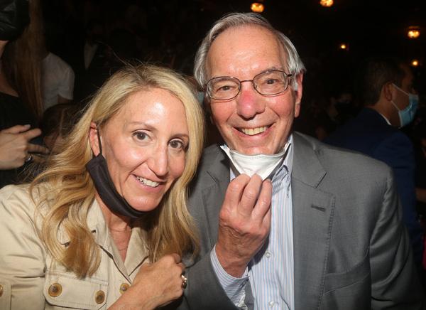Producer Jill Furman and Roy Furman Photo
