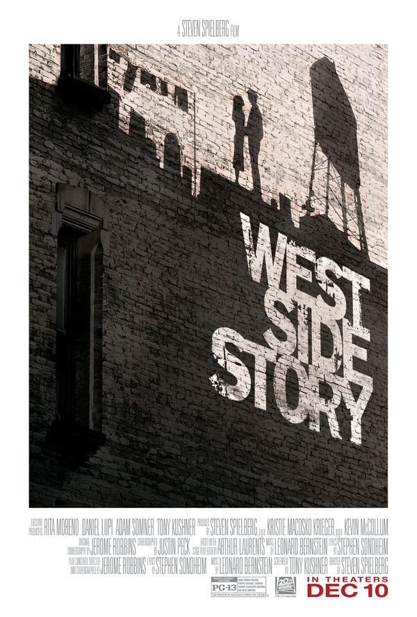 Video/Photos: Watch the All New Trailer For Spielberg's WEST SIDE STORY Film