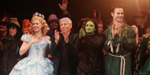 Go Inside WICKED's Re-Opening Night on Broadway! Video