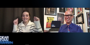 How Kaitlyn Dever Went from DEAR EVAN HANSEN Fan to Starring in the Film! Video