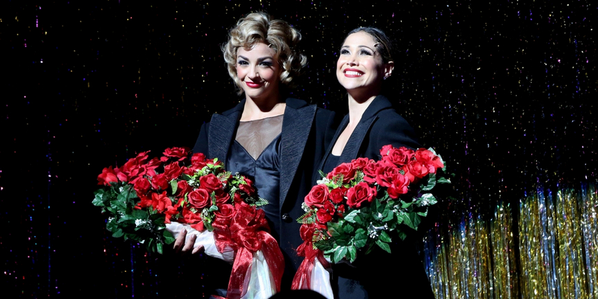 Photos: CHICAGO Company Takes Re-Opening Bows on Broadway Photo