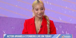 Amandla Stenberg Talks DEAR EVAN HANSEN on TODAY Video