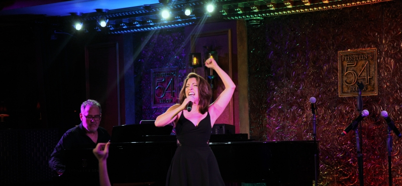 Photo Flash: GIVE MY REGARDS…THE BEST OF BROADWAY! A COMPETITION LIKE NO OTHER Has A Winner And Is A Winner at Feinstein's/54 Below