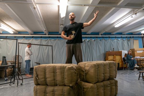 Photos: Go Inside Rehearsal of THE LEGEND OF SLEEPY HOLLOW