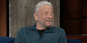 VIDEO: Stephen Sondheim Talks New Musical and Reveals the Title on THE LATE SHOW Photo
