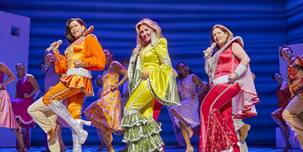 Photos: First Look at MAMMA MIA! as it Reopens in London Photo